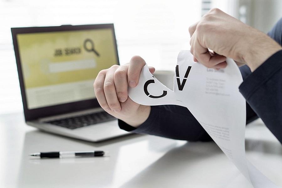 Hangi CV kötü hazırlanmış bir CV'dir?