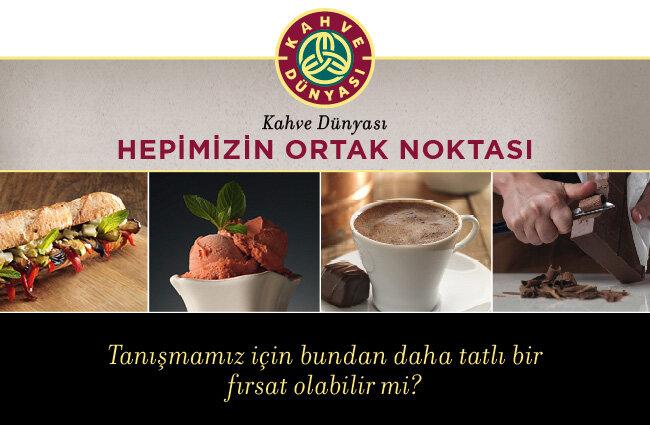Kahve Dünyası İdari İşler ve Muhaberat Elemanı