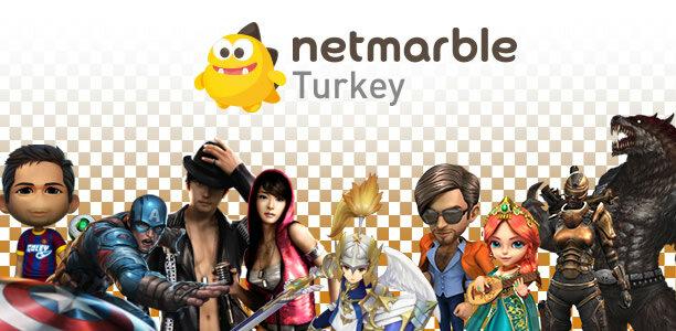 Netmarble Turkey Finance Intern