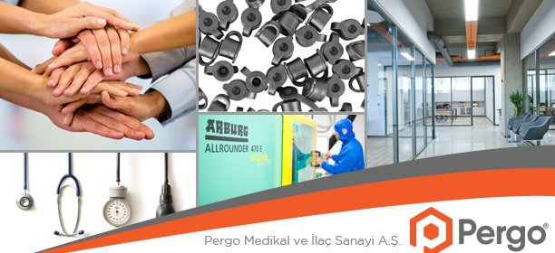 PERGO MEDİKAL İLAÇ SANAYİ AŞ Plastik Enjeksiyon Yöneticisi