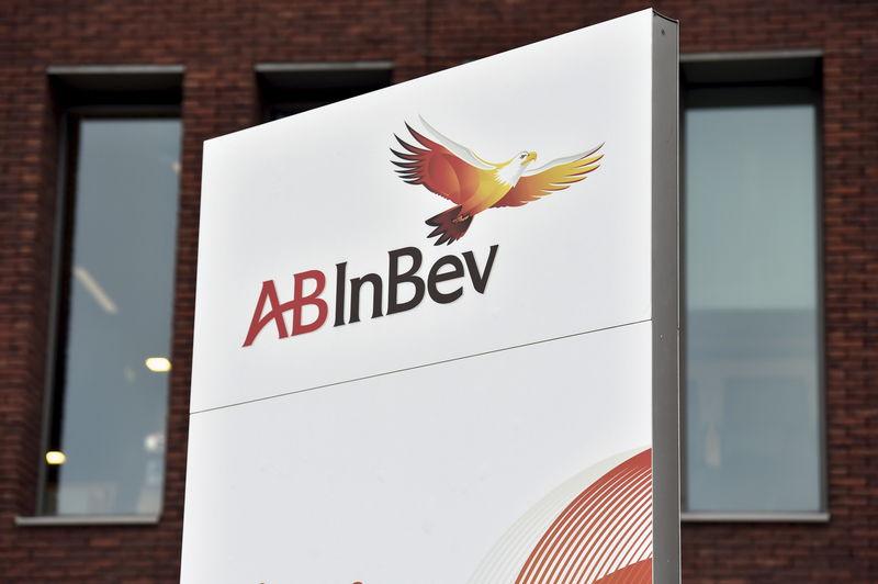 AB Inbev, JPMorgan'ın derece düşürmesi üzerine değer kaybetti