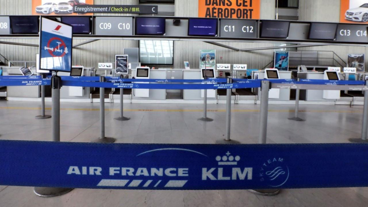 AB Komisyonu Air France'a maddi yardım yapacak