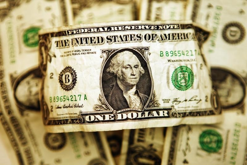 ABD getirileri artarken dolar yükseldi, yen baskı altında