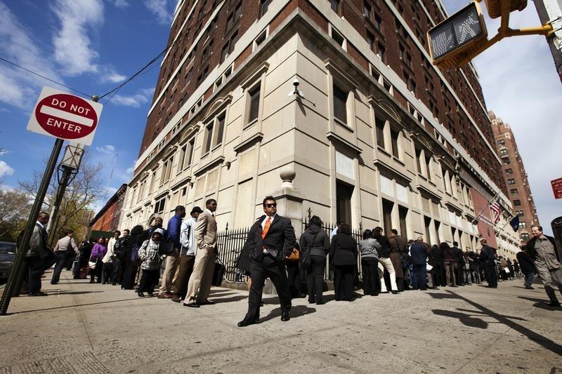 ABD'de işsizlik maaşı talebi pandemi döneminin en düşük seviyeye geriledi