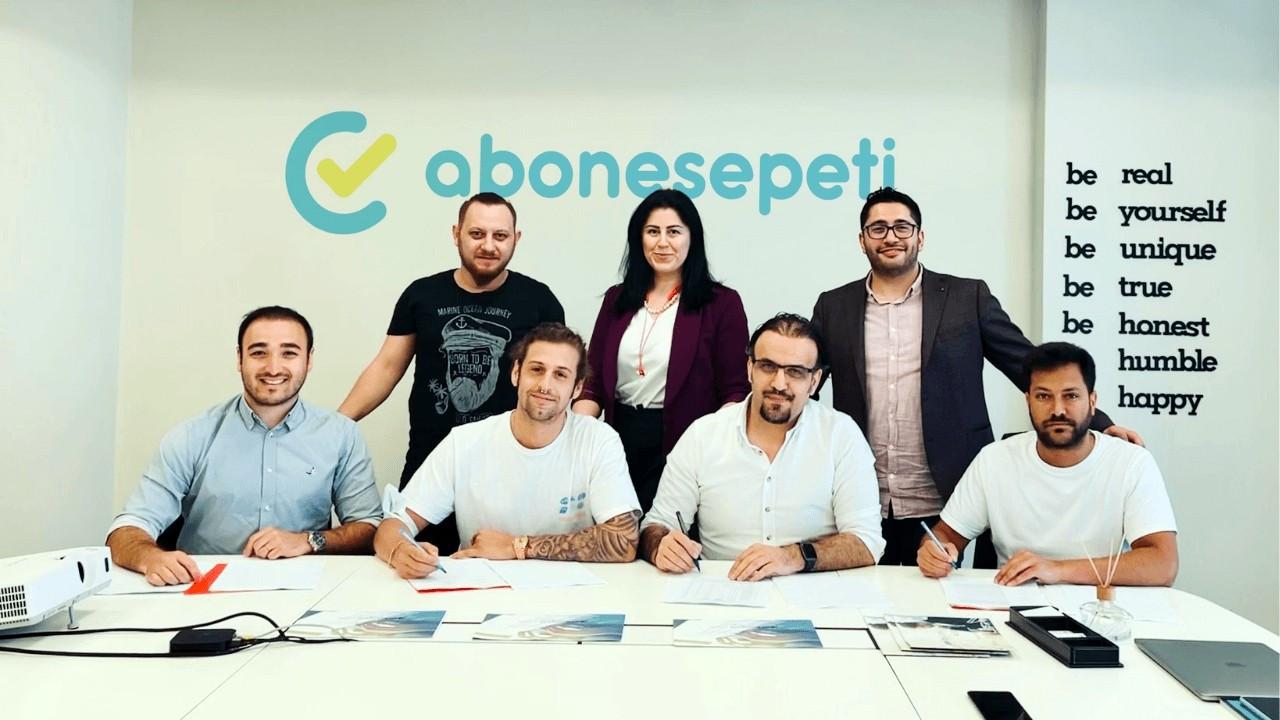 Abonesepeti'ne 2 milyon dolar değerleme ile yeni yatırım