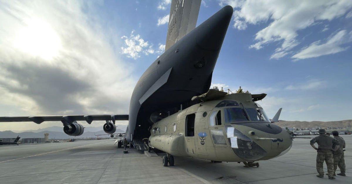 Afganistan'daki 20 yıllık ABD dönemi sona erdi
