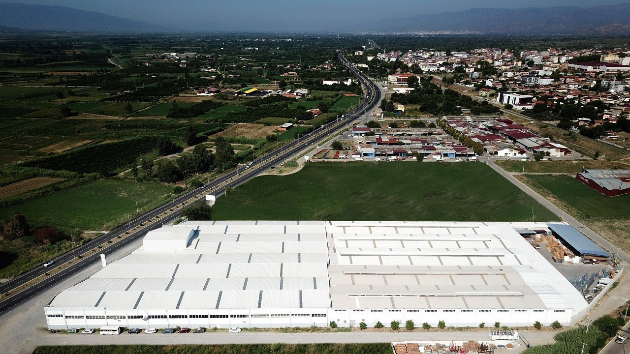 Aydın'da 20 milyon Euro'luk cam işleme tesisi kuruluyor
