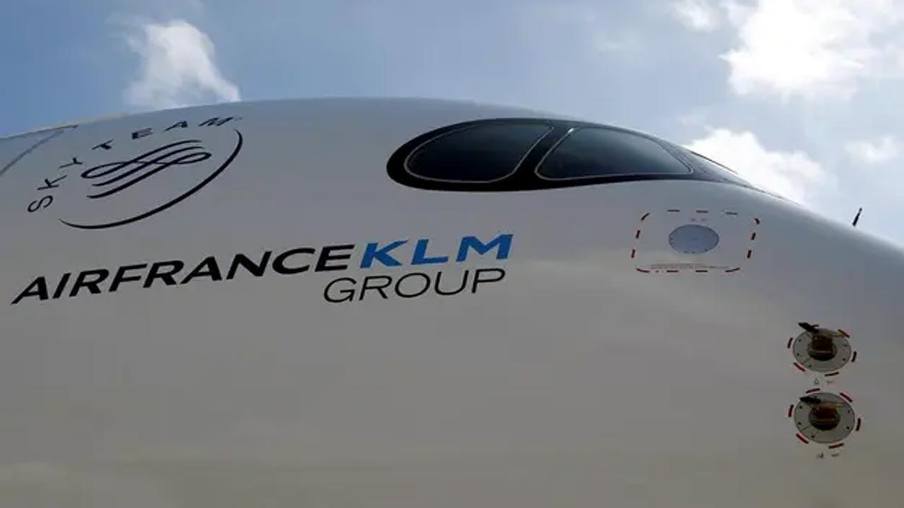 Air France 2021'in üç ayında 5 milyar euro zarar etti