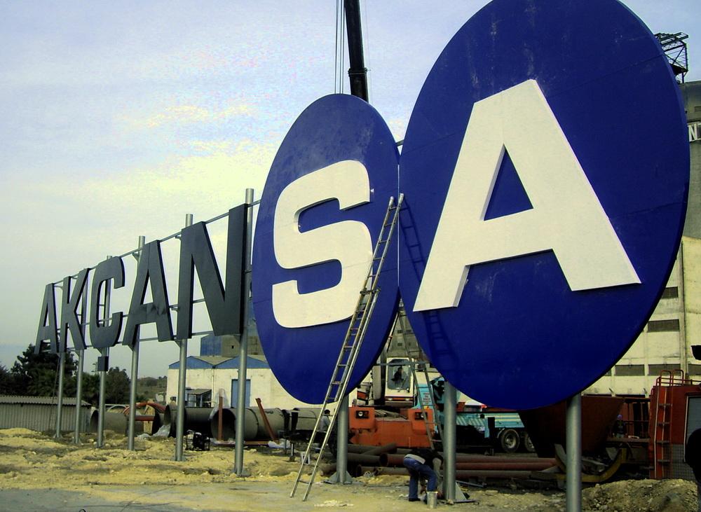 Akçansa'nın yurt içi satış hacmi yüzde 13 arttı, ilk çeyrek cirosu 527 milyon TL oldu