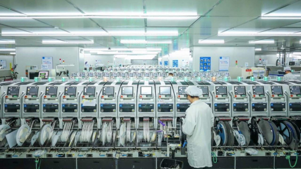 Akıllı telefon devi Vivo Gebze'de üretime başlıyor