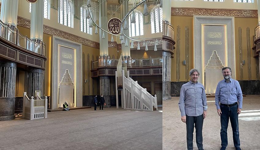 Altan Elmas ilk kez açıkladı: Taksim Camii için harcadığım para iki katına çıktı