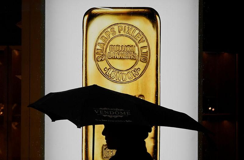 Altın, güçlü dolar sebebiyle düşüş yaşadı; gözler Jackson Hole'de
