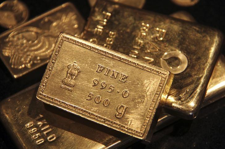 Altın Vadeli İşlemleri ABD oturumu boyunca düşüşte