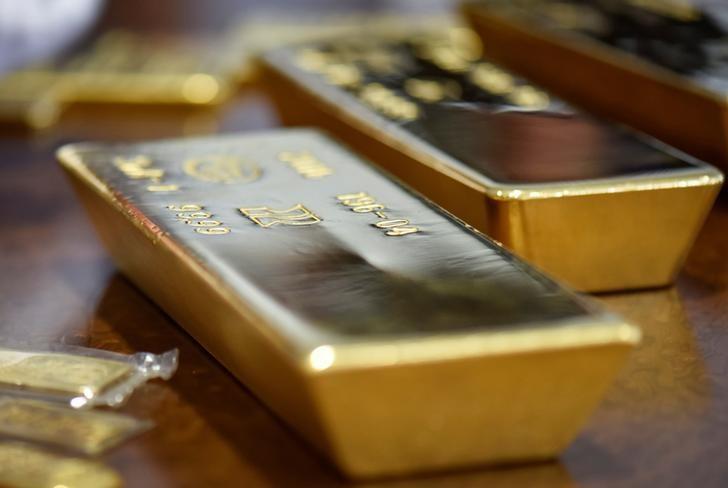 Altın Vadeli İşlemleri yükselişte
