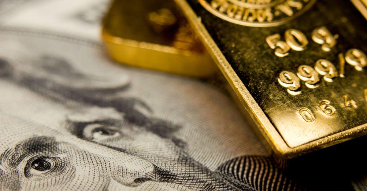 Altın yatırımcıları Jackson Hole'a odaklandı