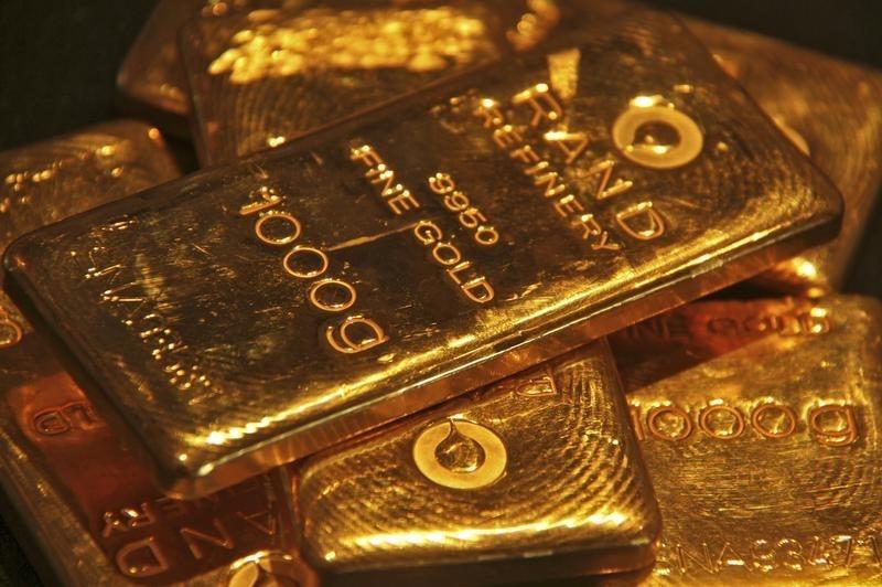 Altın yükseldi ancak artan ABD Hazine getirilerinin baskısı sürüyor