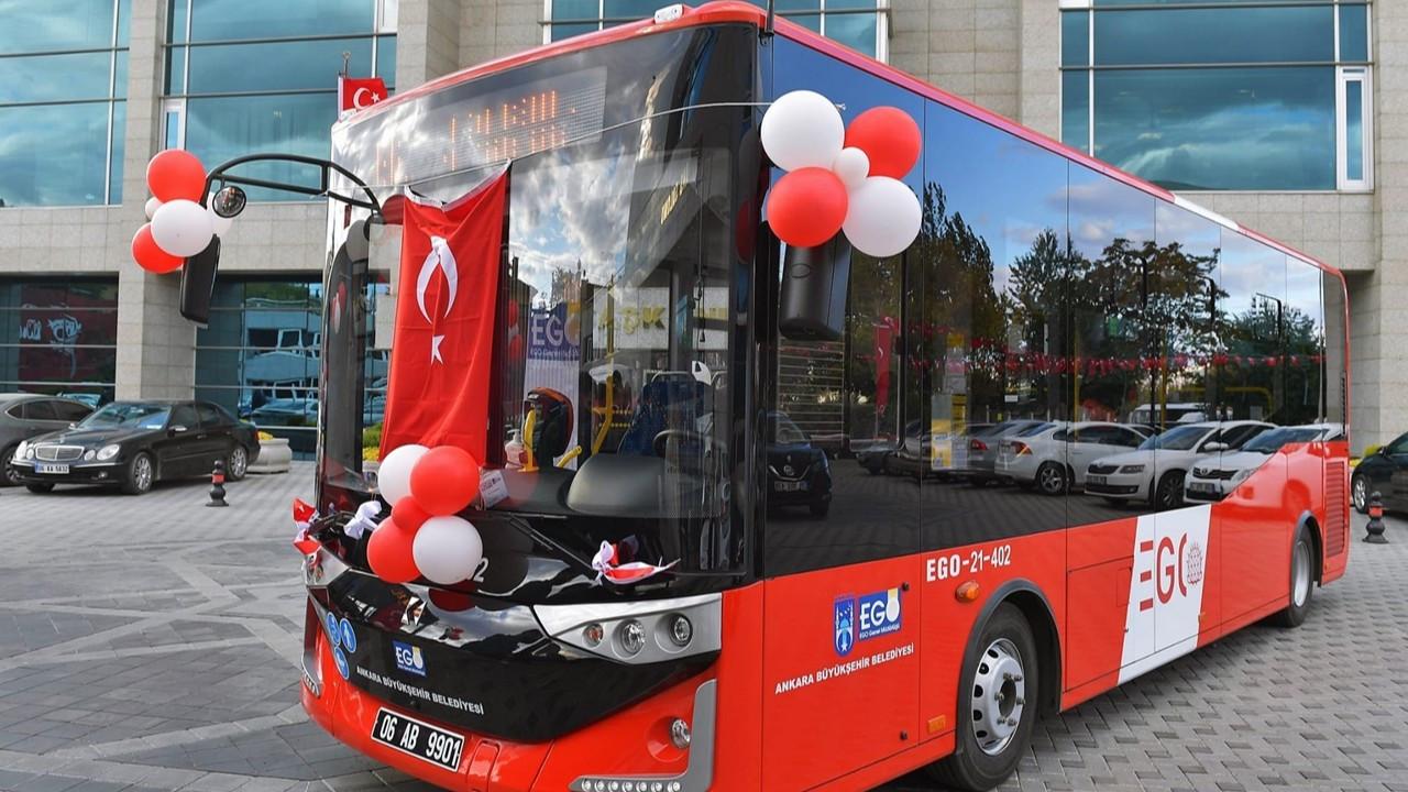 Ankara Büyükşehir Belediyesi, Karsan'dan 50 otobüs aldı