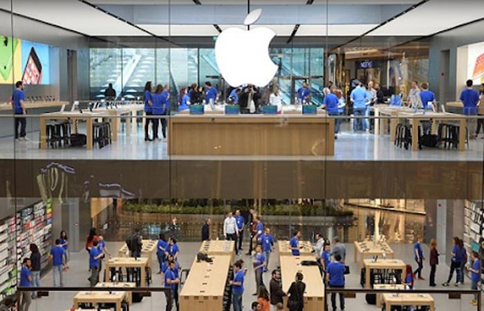 Apple Türkiye'deki mağazalarını kapattı