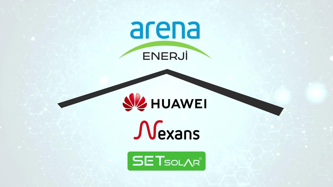 Arena'dan güneş enerjisi girişimi