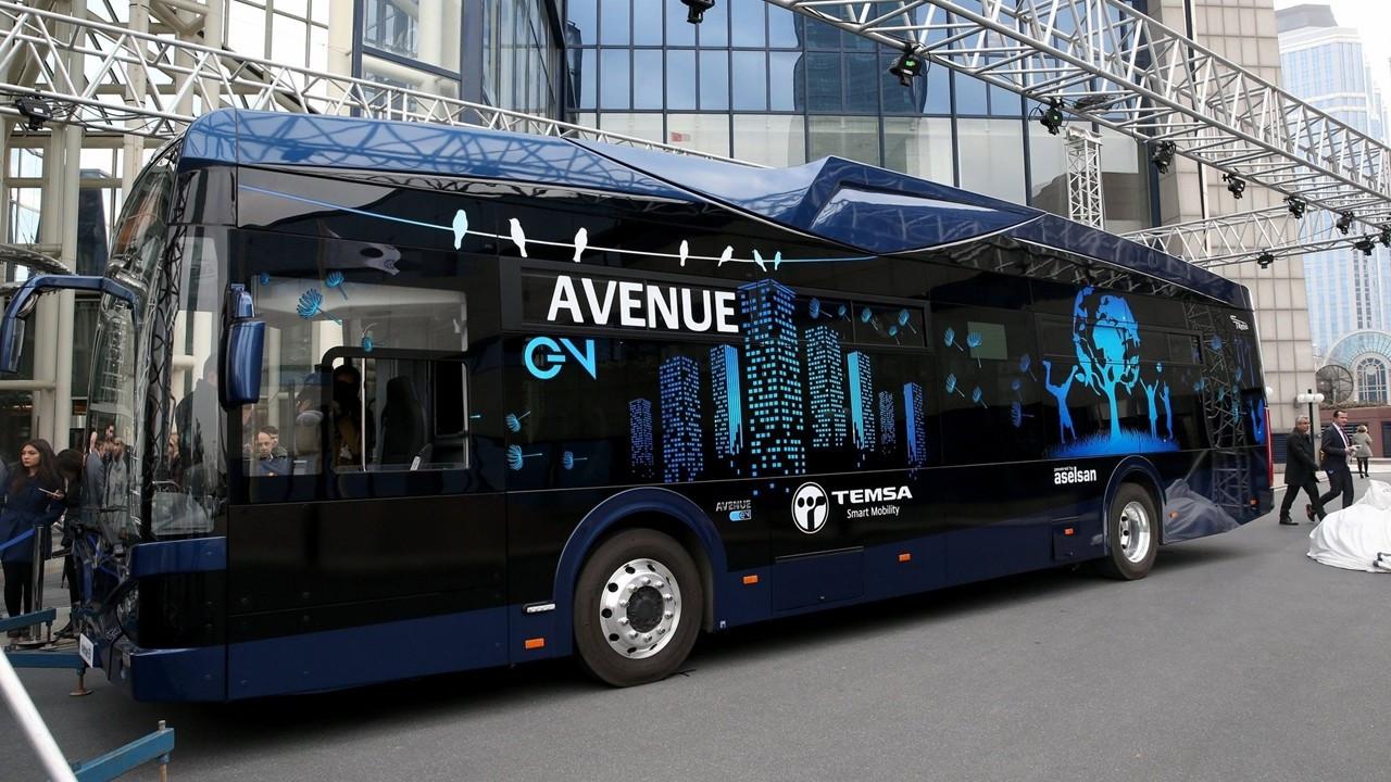 Avenue EV, yollara çıkmaya hazırlanıyor