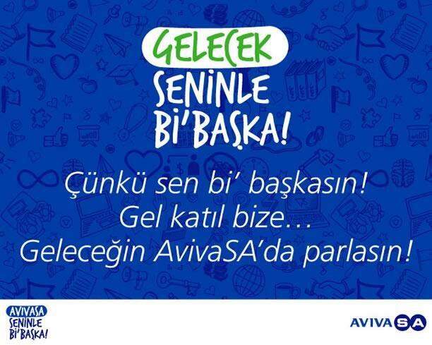 AVİVASA EMEKLİLİK VE HAYAT A.Ş. Antalya Satış Yöneticisi
