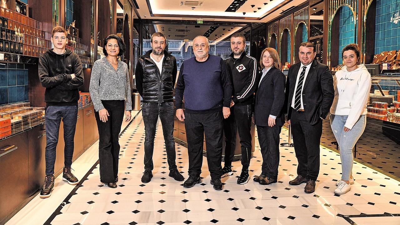 Avni Ongurlar: Osmanlı tatlı kültürünü dünyaya tanıtıyoruz