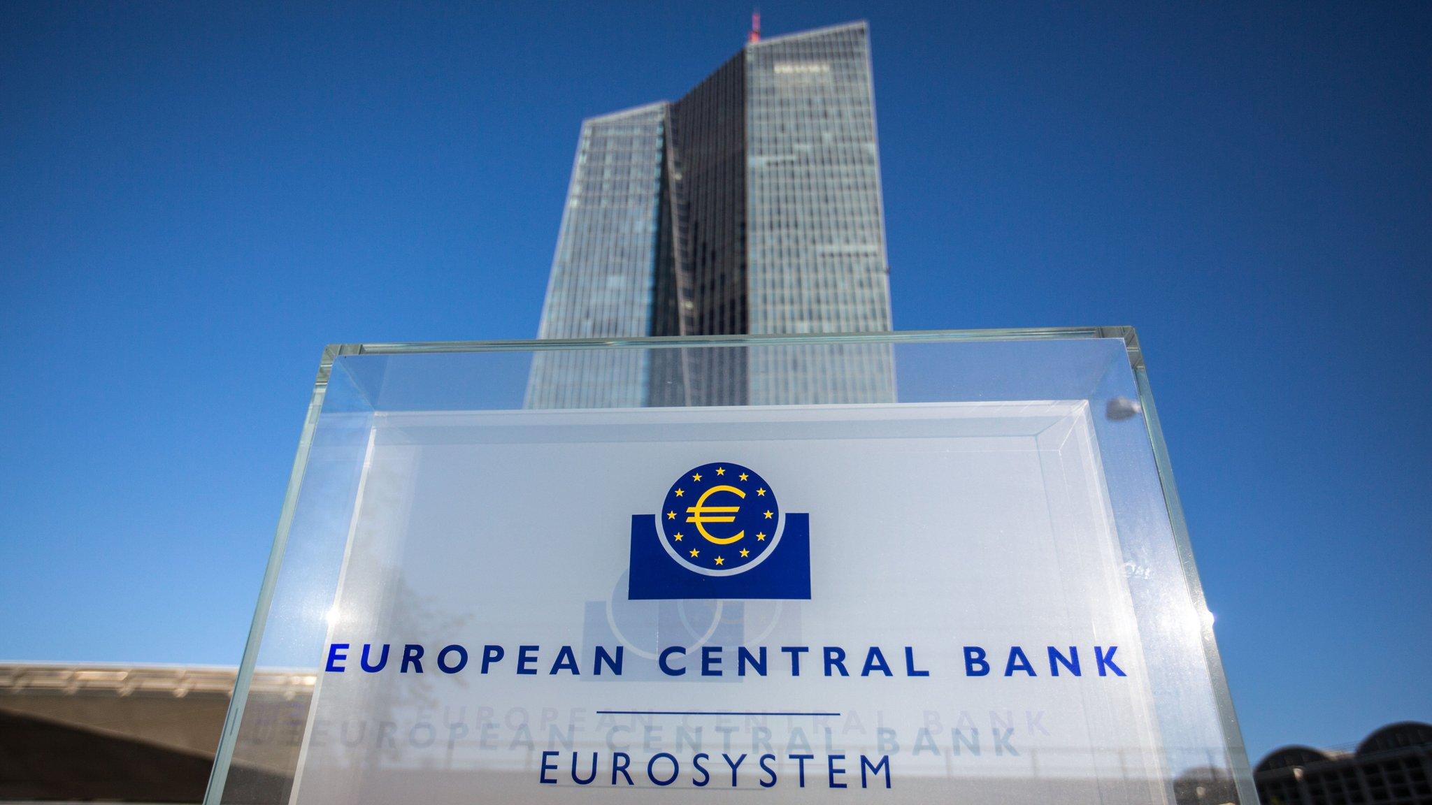 Avrupa Merkez Bankası: Yüzde 2 enflasyon hedefine ulaşana kadar faizler sabit kalacak