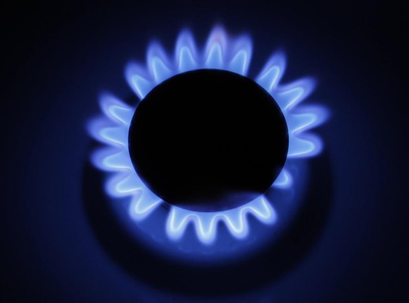 Avrupa'da doğal gaz fiyatları, rüzgar çiftliklerinde üretimin artacağı beklentileri ile düştü