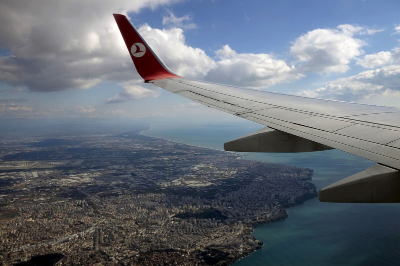 Avrupa'da geçen hafta en çok uçuş yapan ikinci hava yolu şirketi THY oldu