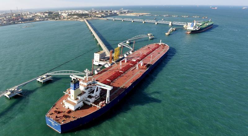 BAE'nin Fuceyre Limanı'nda petrol stokları rekor düşük seviyeye indi