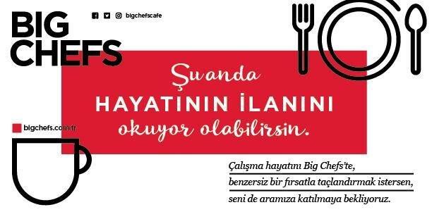 BALPETEK GIDA SAN VE TİC AŞ. Restaurant Hostesi Big Chefs İstanbul
