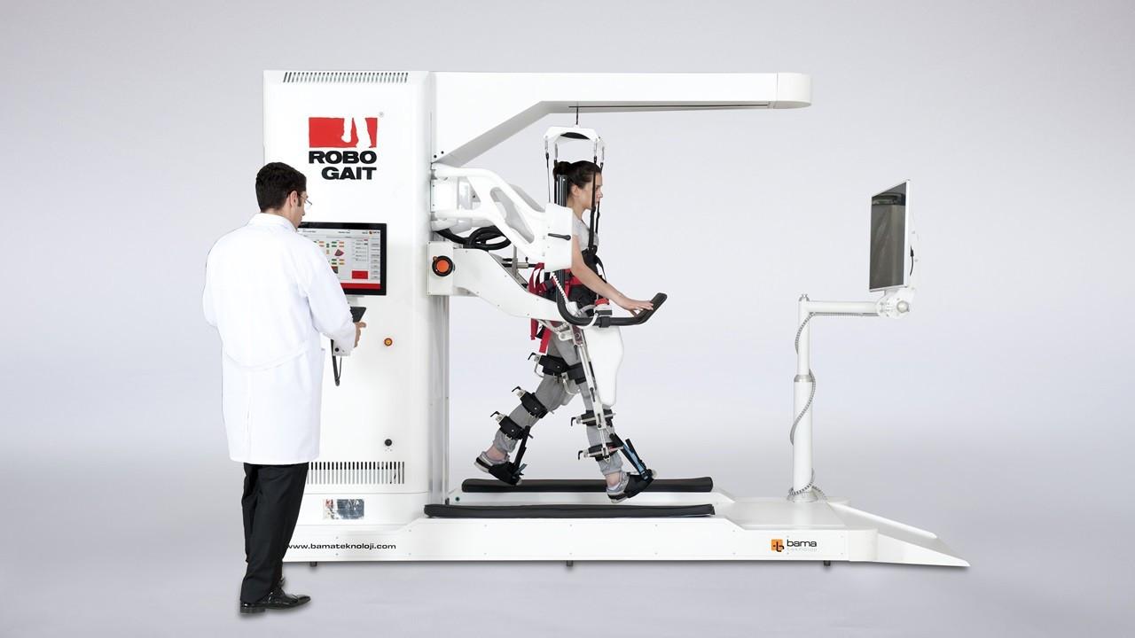 BAMA Teknoloji, ABD'ye robotik sistem ihraç edecek