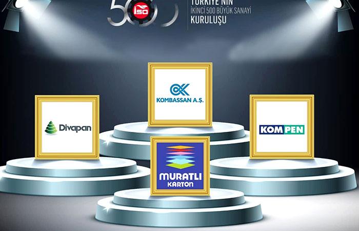 Bera Holding, 4 şirketiyle İSO 2'nci 500'de