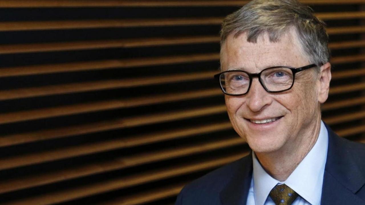 Bill Gates Android işletim sistemi tercih ediyor
