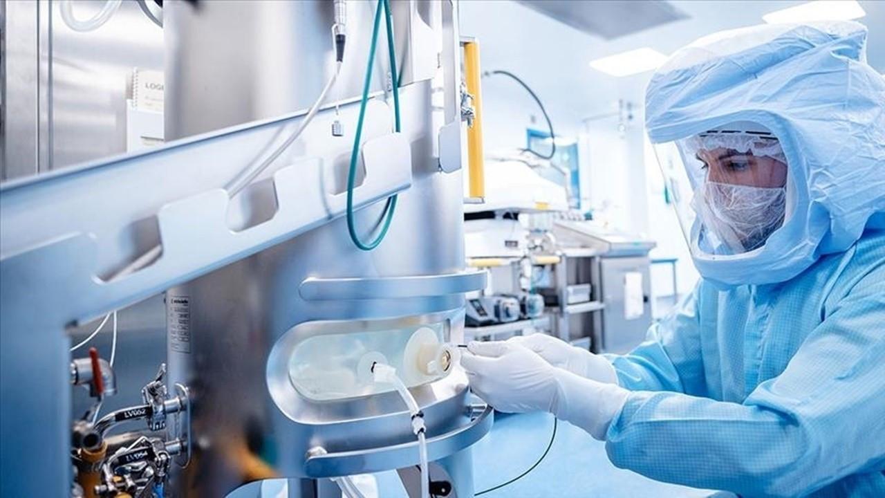 BioNTech aşı merkezini tanıttı: Bir kazanda 8 milyon doz