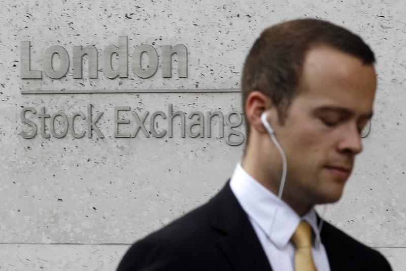 Birleşik Krallık piyasaları kapanışta düştü; Investing.com Birleşik Krallık 100 0,95% değer kaybetti