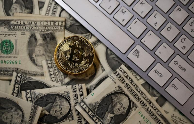 Bitcoin 55.000 doları geçti: Piyasa değeri 1 trilyon dolara ulaştı