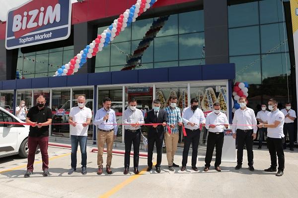 Bizim Toptan Çanakkale'deki 2. mağazasını açtı