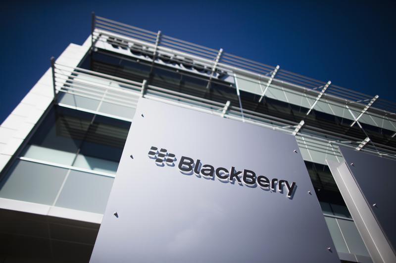Blackberry, siber güvenlik ve IoT işindeki güçlenme ile yükseldi