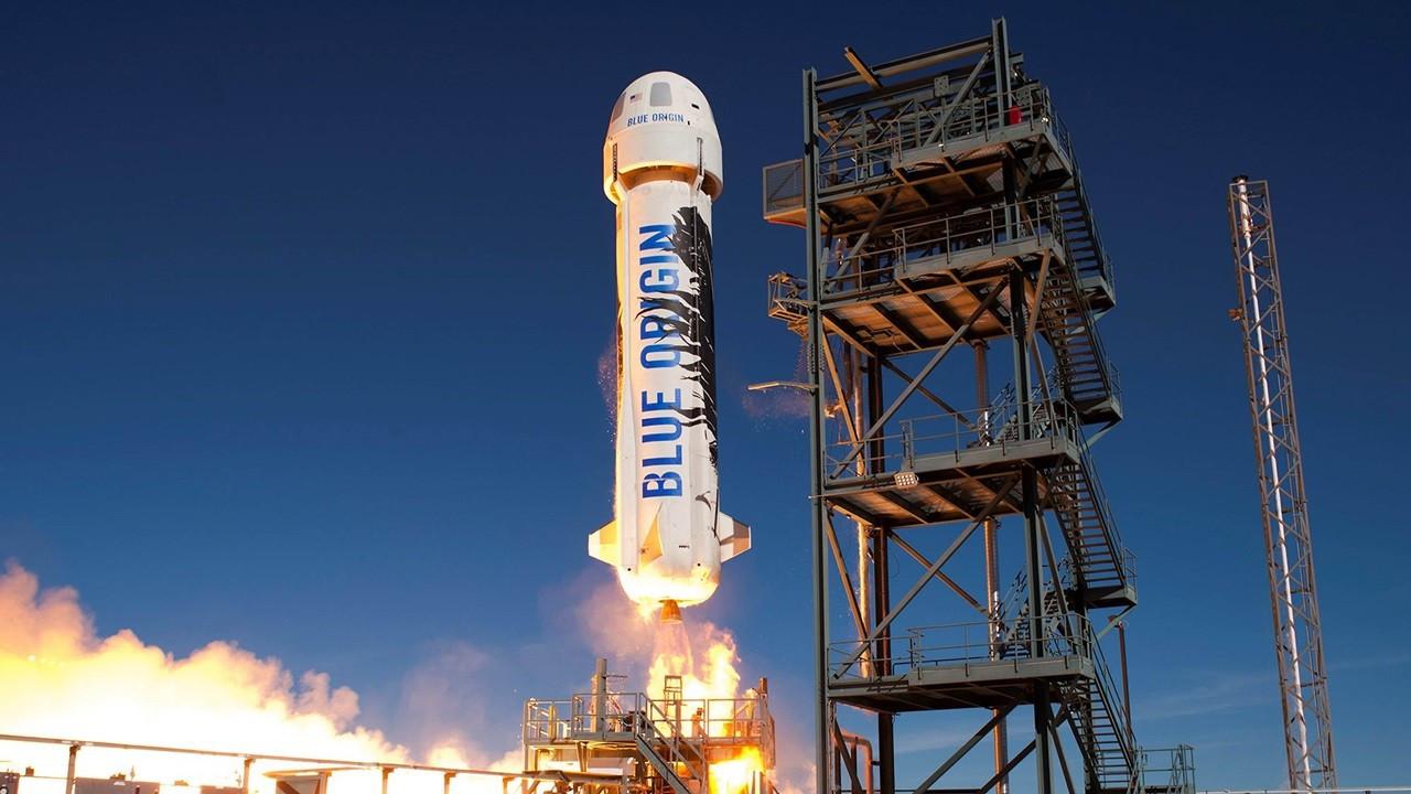 Blue Origin'den NASA'nın SpaceX ile yaptığı anlaşmaya itiraz