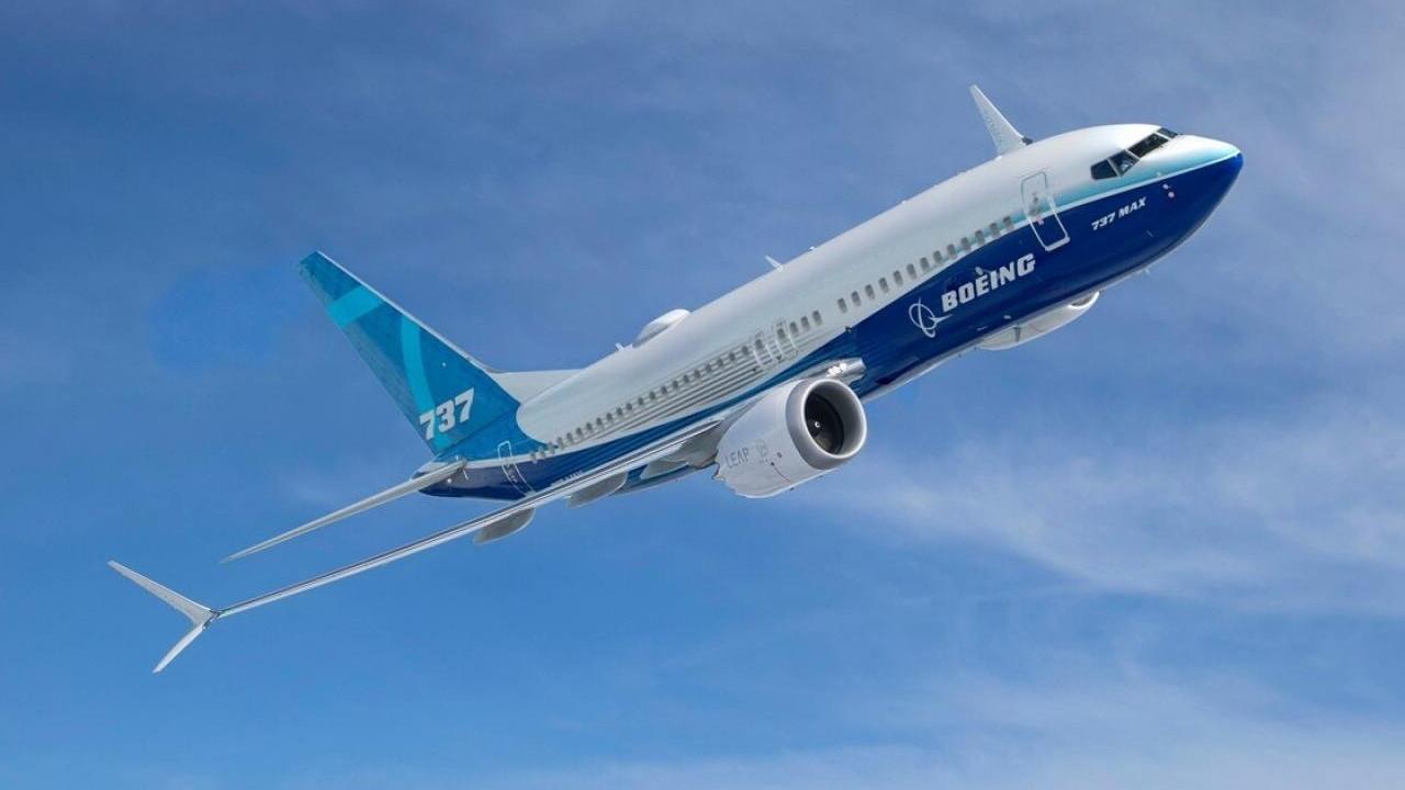 Boeing 737 Max aylar sonra ilk ticari uçuşunu yaptı