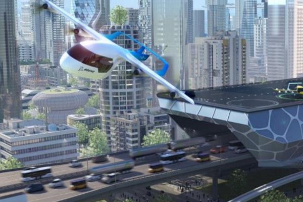 Boeing ilk sürdürülebilirlik raporunu yayınladı