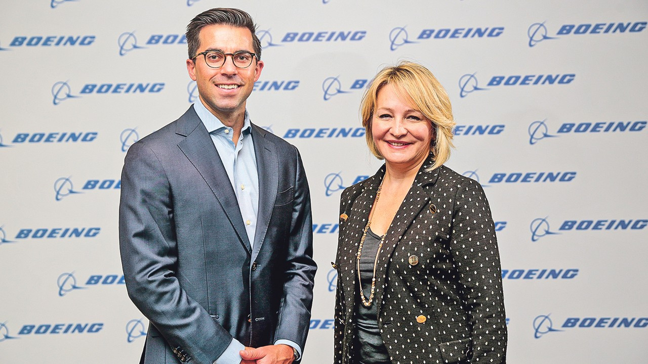 Boeing, Türkiye'den alımları hızlandırdı