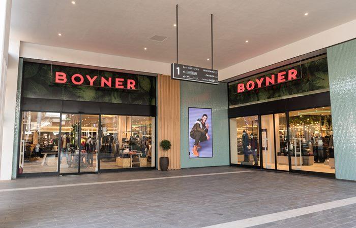 Boyner, mağaza yatırımlarını yeni yılda da sürdürecek