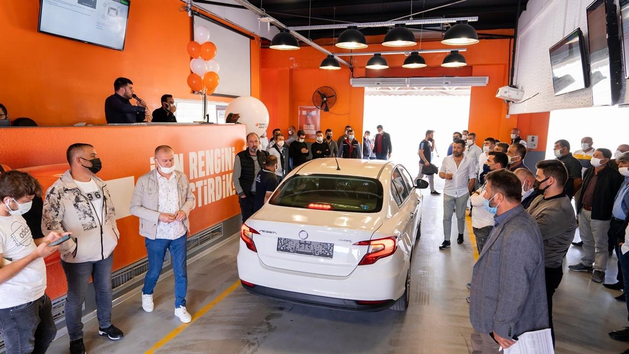Borusan Araç İhale'den 20 yılda 230 bin araç satışı