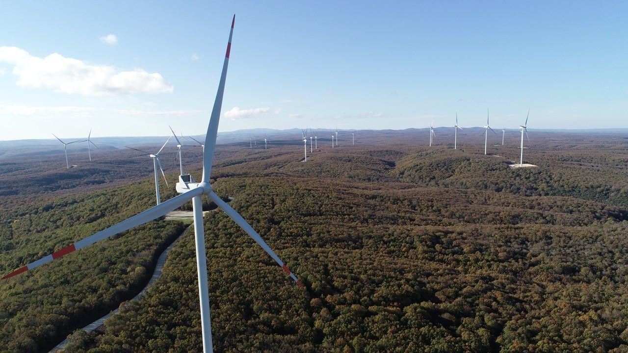 Borusan EnBW Enerji, Kıyıköy RES'te kapasiteyi 100 MW'a çıkardı