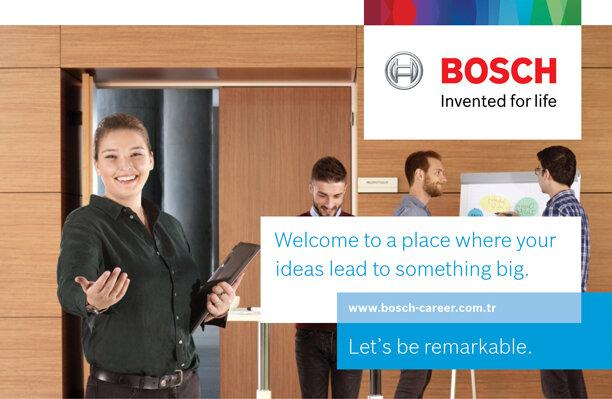 BOSCH SAN.TİC.A.Ş. Strategic Marketing and Business Development