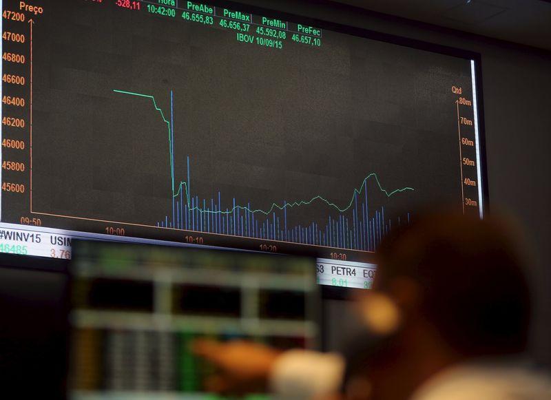 Brezilya piyasaları kapanışta düştü; Bovespa 0,19% değer kaybetti