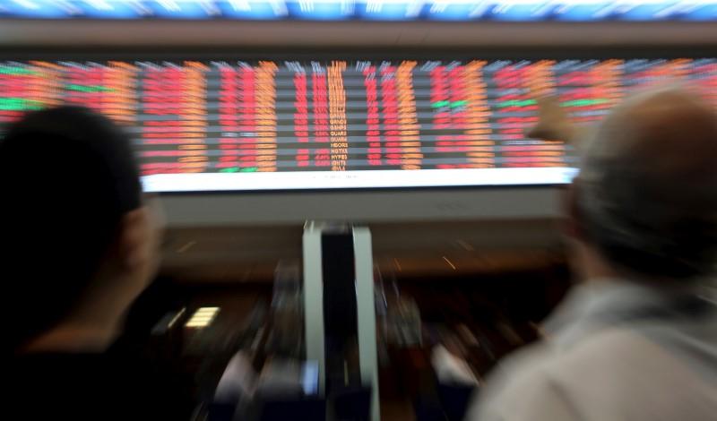 Brezilya piyasaları kapanışta düştü; Bovespa 0,49% değer kaybetti
