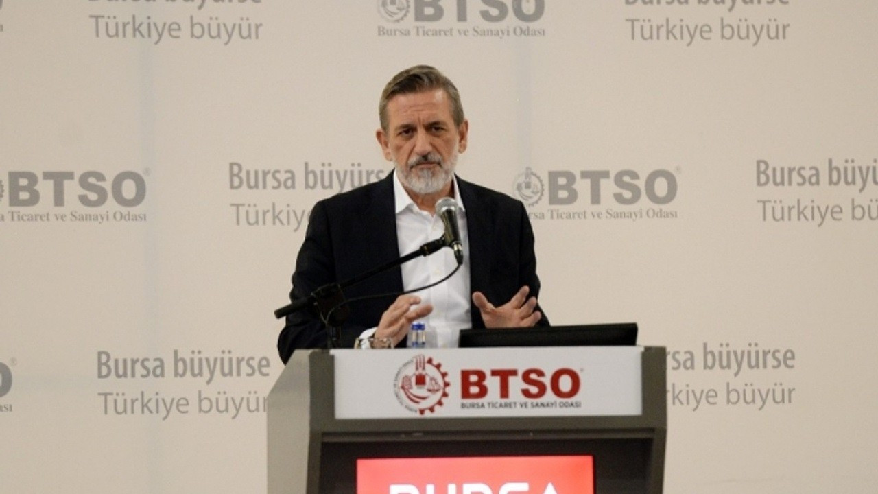 BTSO Başkanı Burkay: Kredi ile işlerin dönmesi, gerçekçi olmaktan çıktı